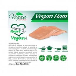 Vegan Jamón Vegan Nutrition 250gr