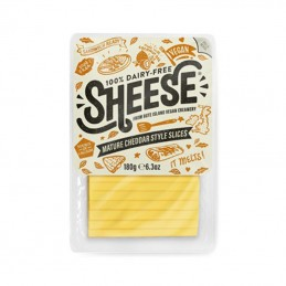 Queso Cheddar en Lonchas Sheese 200gr