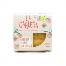 Queso blanco con tomate 200 gr La Carleta
