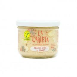 Queso crema al tomate 200 gr La Carleta