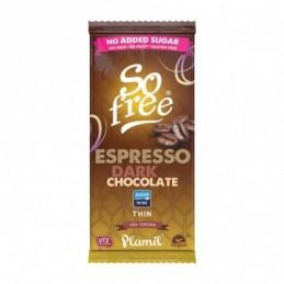 Tableta de Chocolate Espresso Sofree 80gr