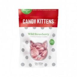 Gominolas de Fresa Candy Kittens 125gr