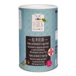 Alimento húmedo para perros VEGDOG 400g