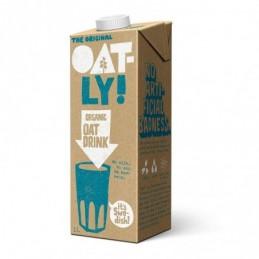 Bebida de avena Bio Oatly 1L