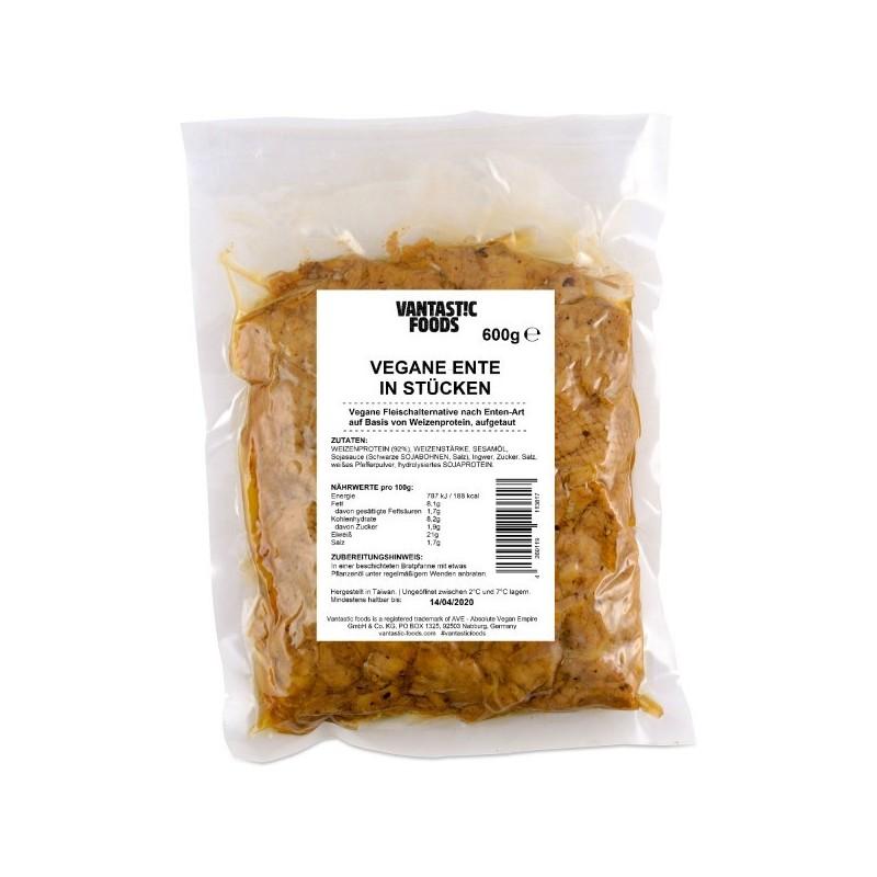 Pato BBQ Vantastic Foods 600g