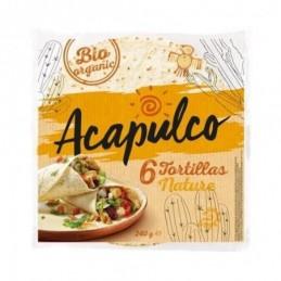 Tortillas wraps Acapulco 6 ud. 240g