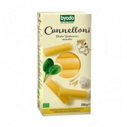 Cannelloni pasta superior con sémola, para canelones, 250 gramos