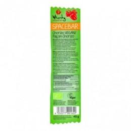 Spacebar Chorizo Orgánico Wheaty 40g