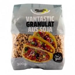 Soja texturizada granulada Vantastic Foods 300g
