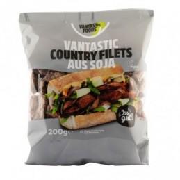 Filetes de soja Country Vantastic Foods 200g