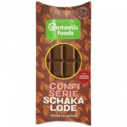 Tableta de Chocolate para confiteria Vantastic Foods 80g