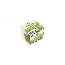 Crema de calabacín y algas Vegetalia 290g