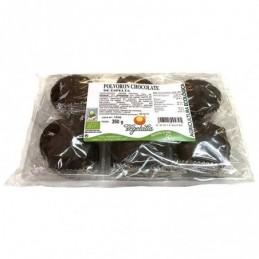 Polvorones de chocolate Vegetalia 350g