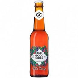 The Good Cider of San Sebastian frutos del bosque