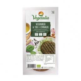 Hamburguesa de tofu y espinacas Vegetalia 160g