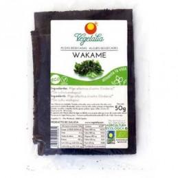 Alga wakame Vegetalia 50g