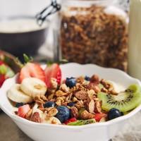 Snacks, cereales y dulces