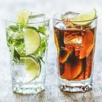 Refrescos y bebidas sin alcohol