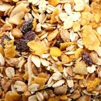 Cereales, mueslis y copos